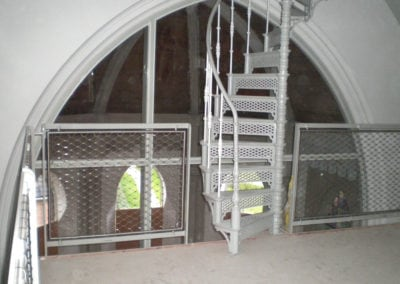 Interieur-kerk